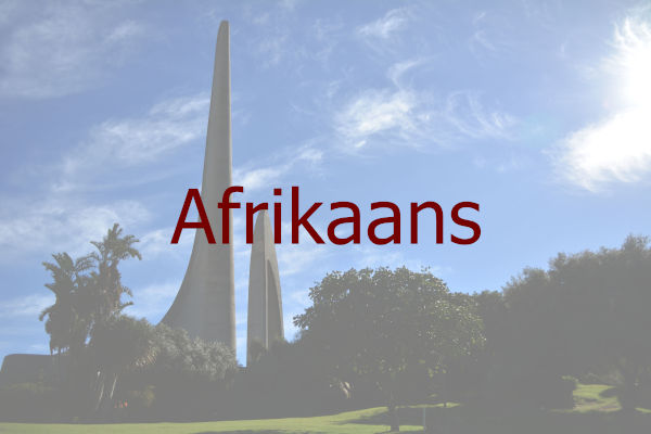 category afrikaans